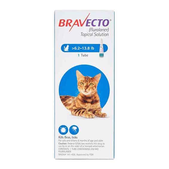bravecto-topical-flea-treatment-for-cats-nextgenrx-pharmacy-tulsa-area-oklahoma