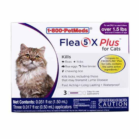 flea-5x-for-cats-flea-treatment-nextgenrx-pharmacy-tulsa-area-oklahoma