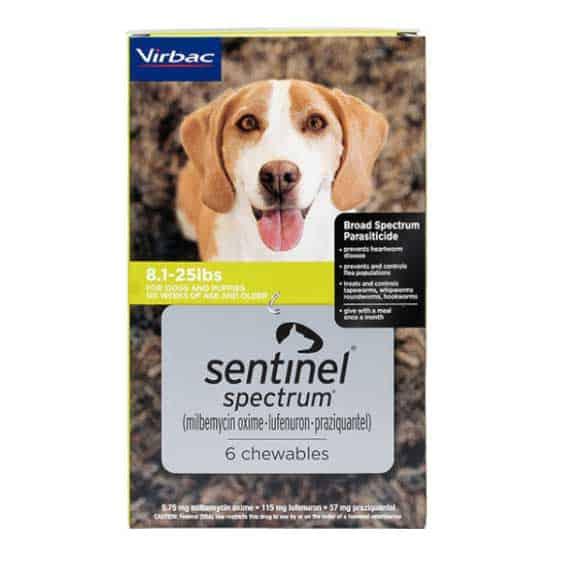 sentinel-spectrum-parasite-prevention-for-dogs-nextgenrx-pharmacy-veterinary-medications-broken-arrow-oklahoma