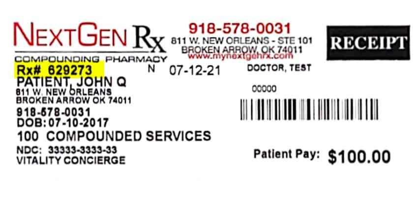 nextgenrx-pharmacy-broken-arrow-oklahoma-receipt-with-refill-number