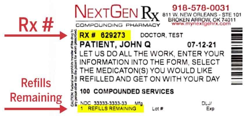 nextgenrx-pharmacy-broken-arrow-oklahoma-refill-sticker-with-refills-remaining